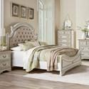 Standard Furniture Stevenson Manor Queen Headboard and Footboard Bed - Item Number: 80101+80102+80103
