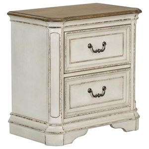 Standard Furniture Stevenson Manor Nightstand
