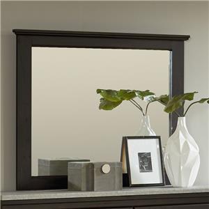 Standard Furniture Stonehill Dark Mirror
