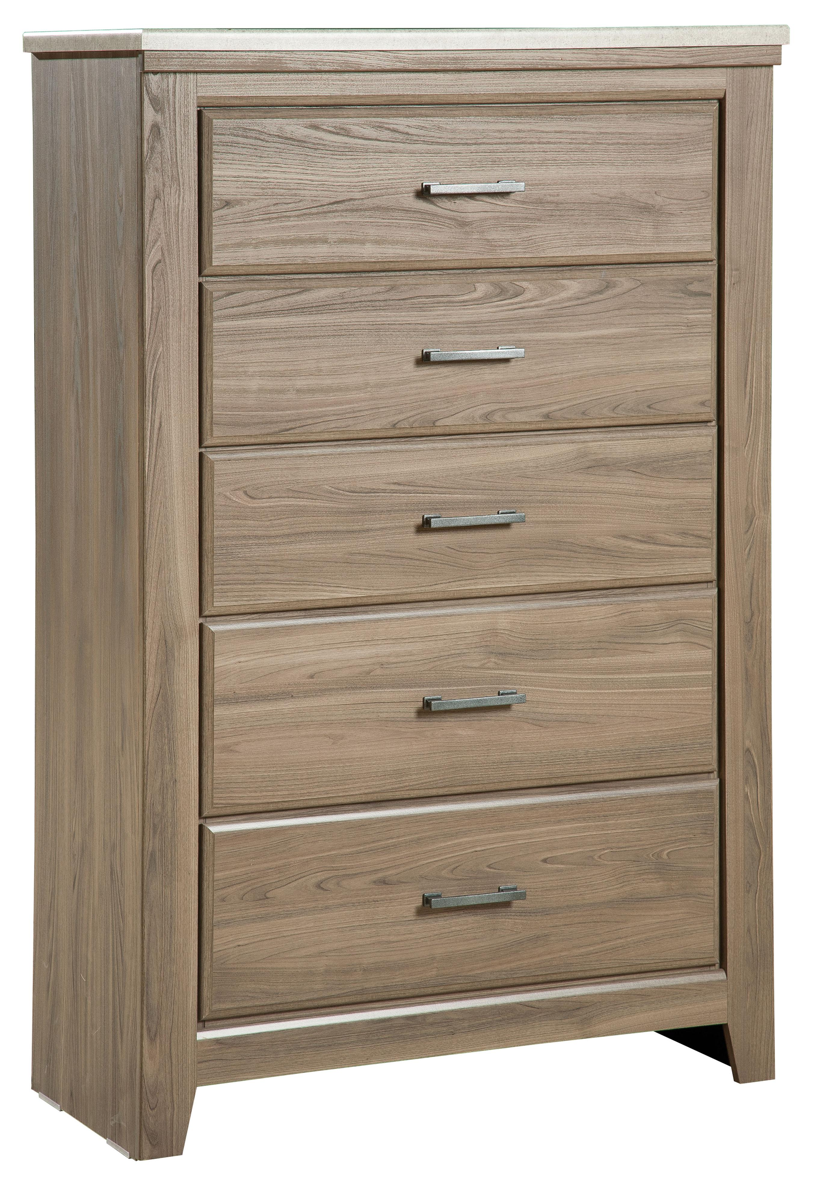 Vendor 855 Stonehill 5 Drawer Chest - Item Number: 69405