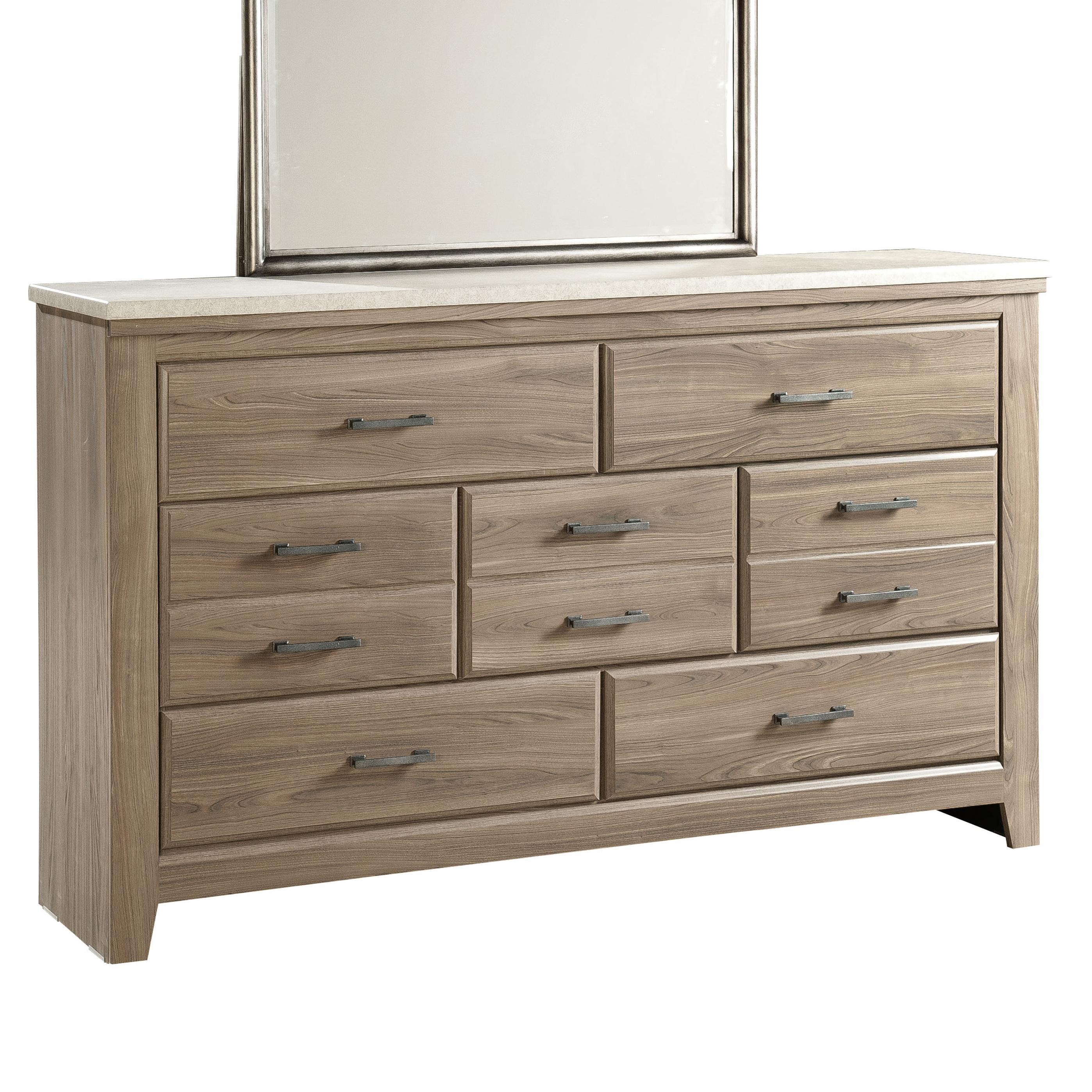 Standard Furniture Stonehill 7 Drawer Dresser - Item Number: 69409