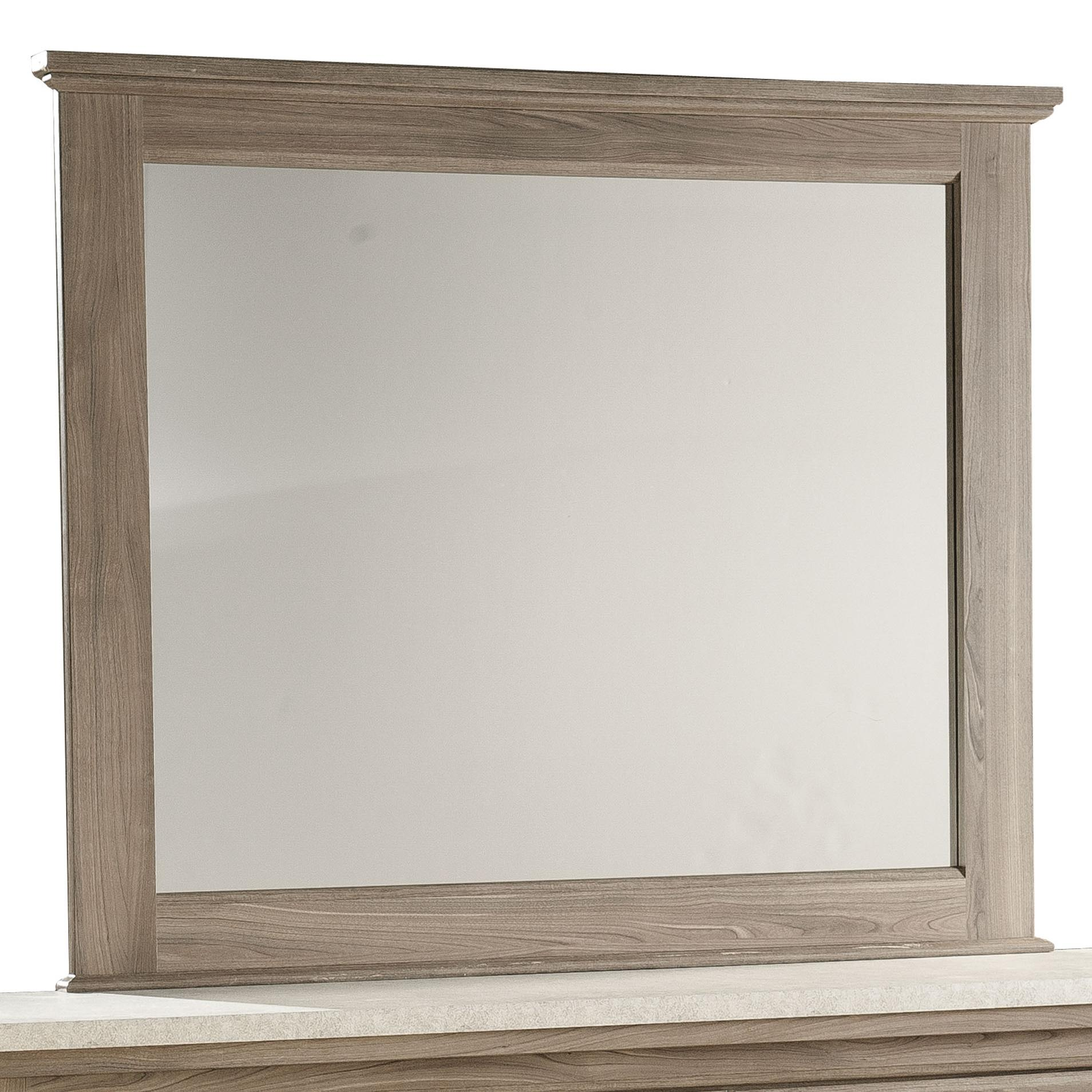 Vendor 855 Stonehill Mirror - Item Number: 69418