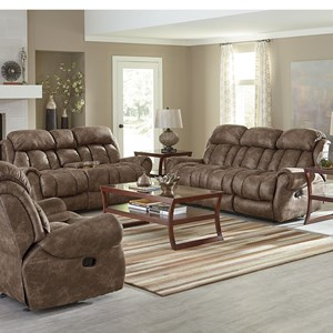 Standard Furniture Summit Reclining Living Room Group
