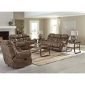 Standard Furniture Summit Reclining Living Room Group - Item Number: 4001 Living Room Group 2