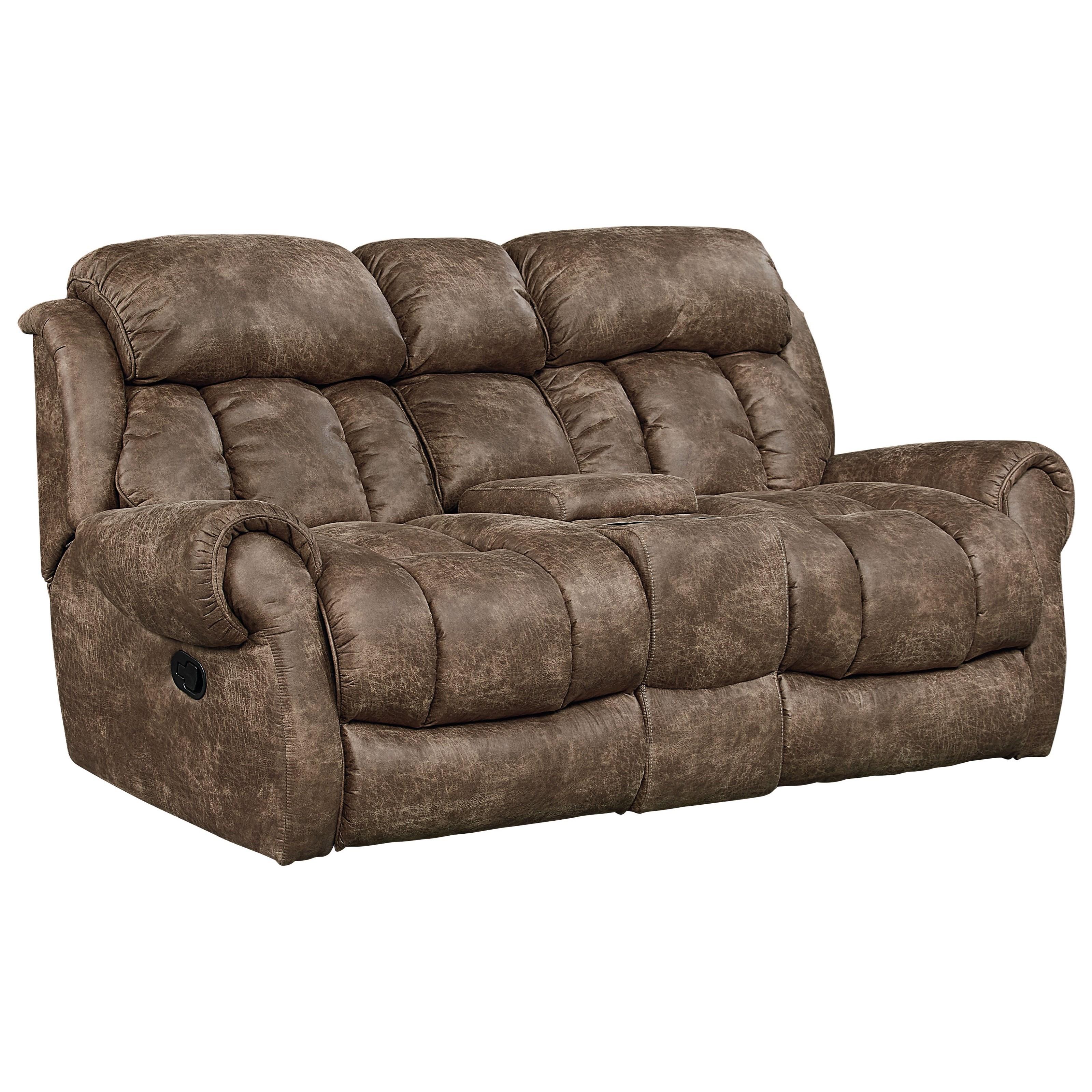Standard Furniture Summit Reclining Loveseat - Item Number: 4001291