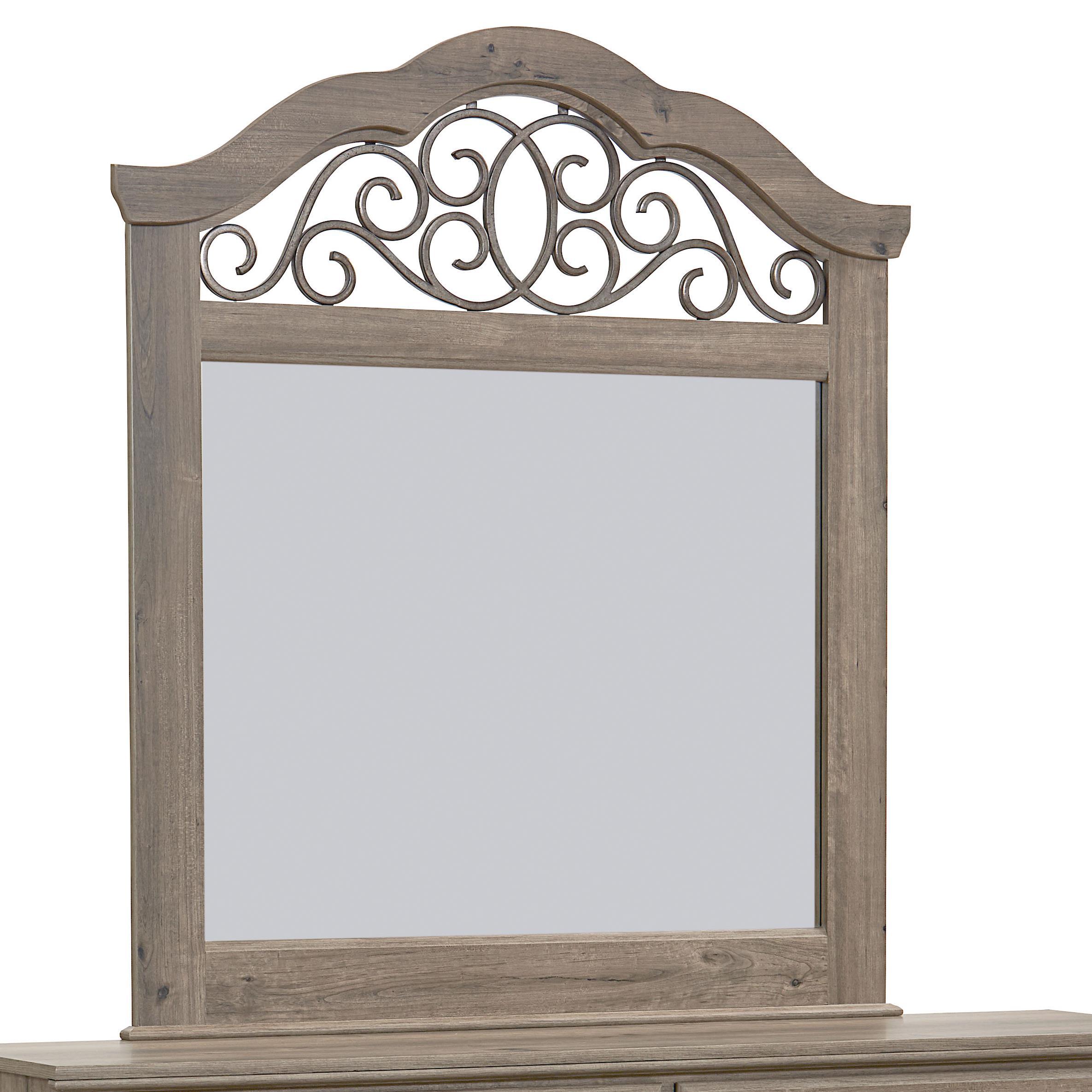 Standard Furniture Timber Creek Mirror                   - Item Number: 52668