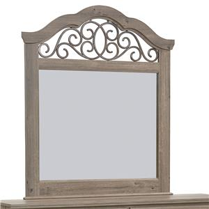 Standard Furniture Timber Creek Mirror
