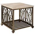 Standard Furniture Toscana  Square End Table - Item Number: 27412