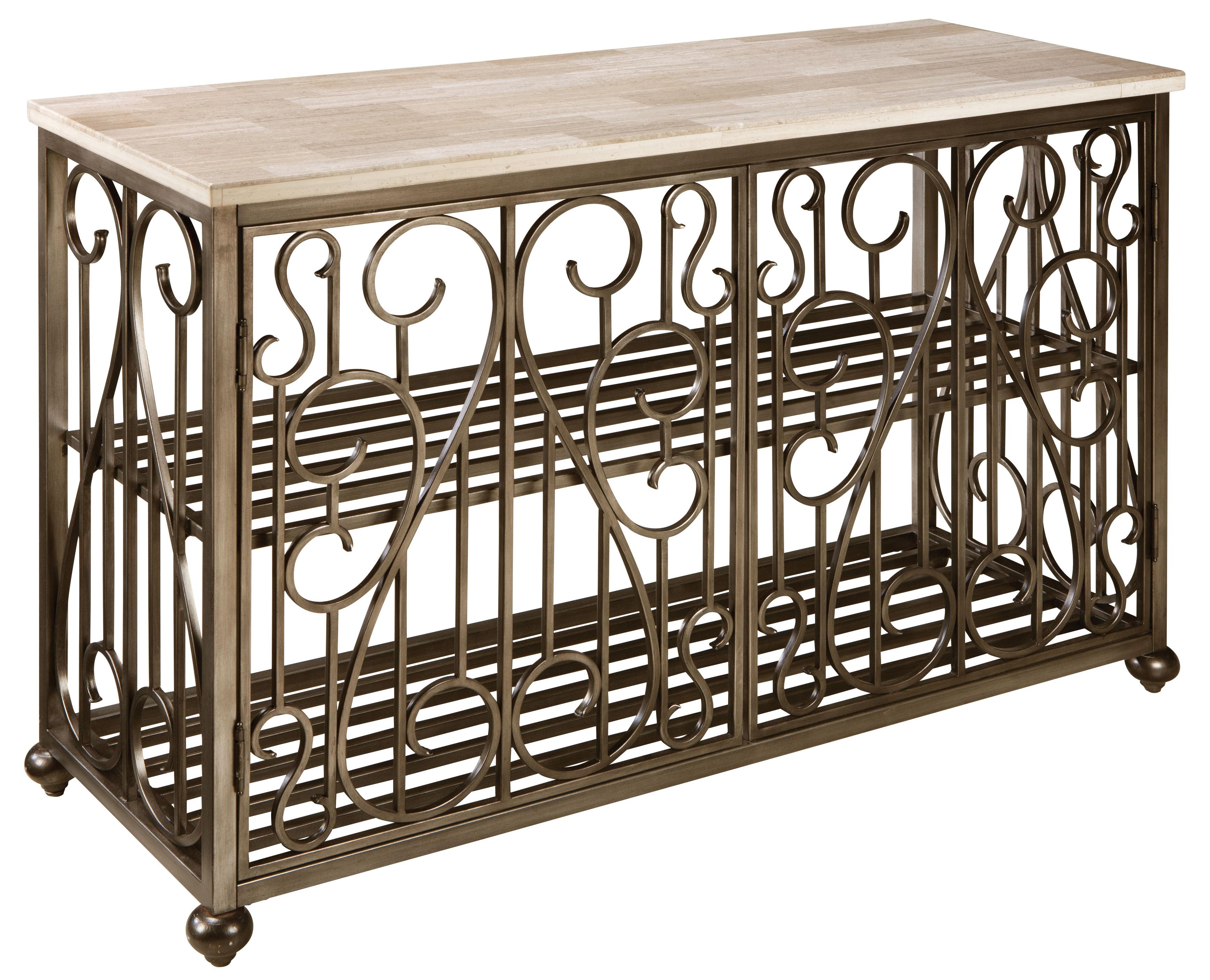 Standard Furniture Toscana  Console Table - Item Number: 27416