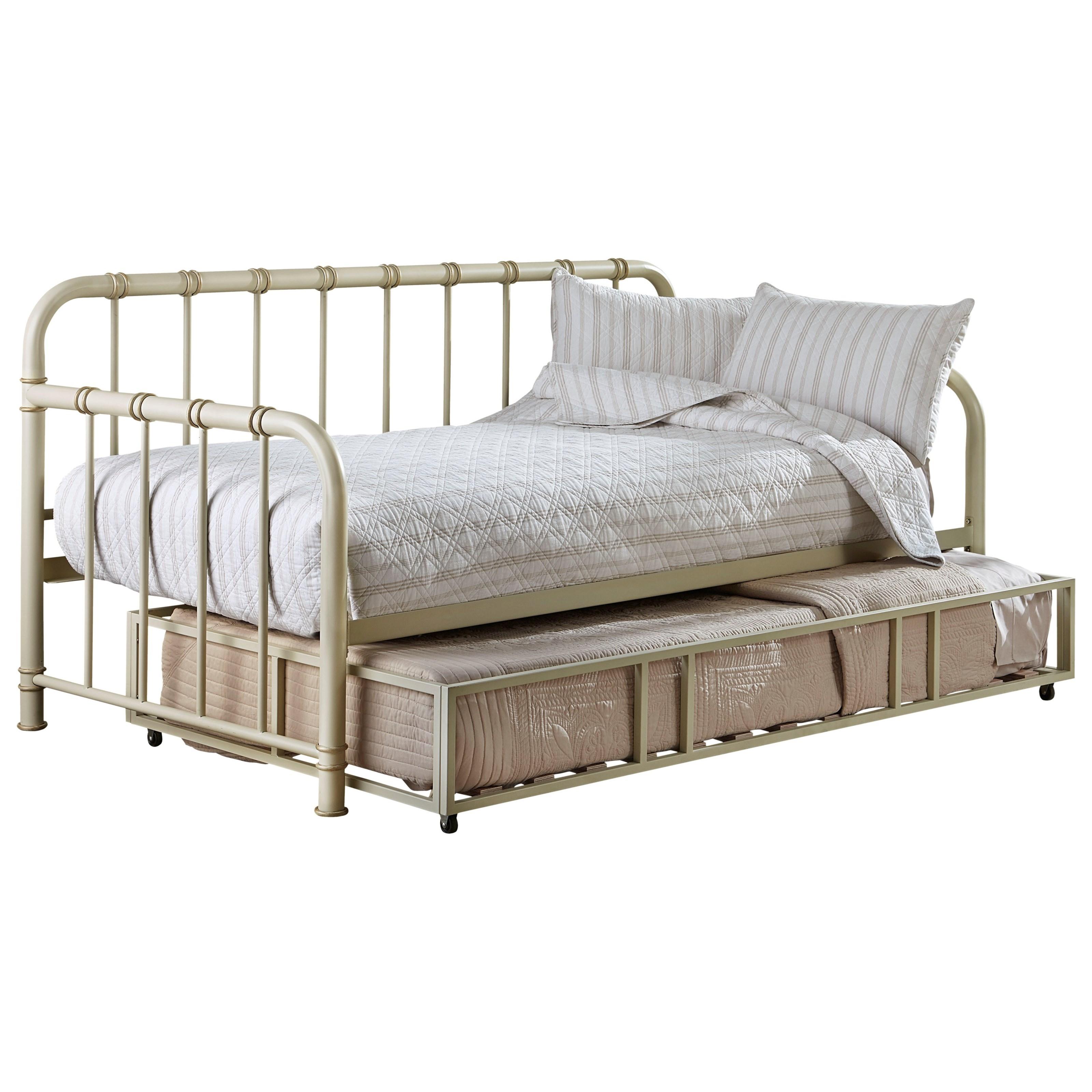 Standard Furniture Tristen Daybed w/ Trundle - Item Number: 87553+54