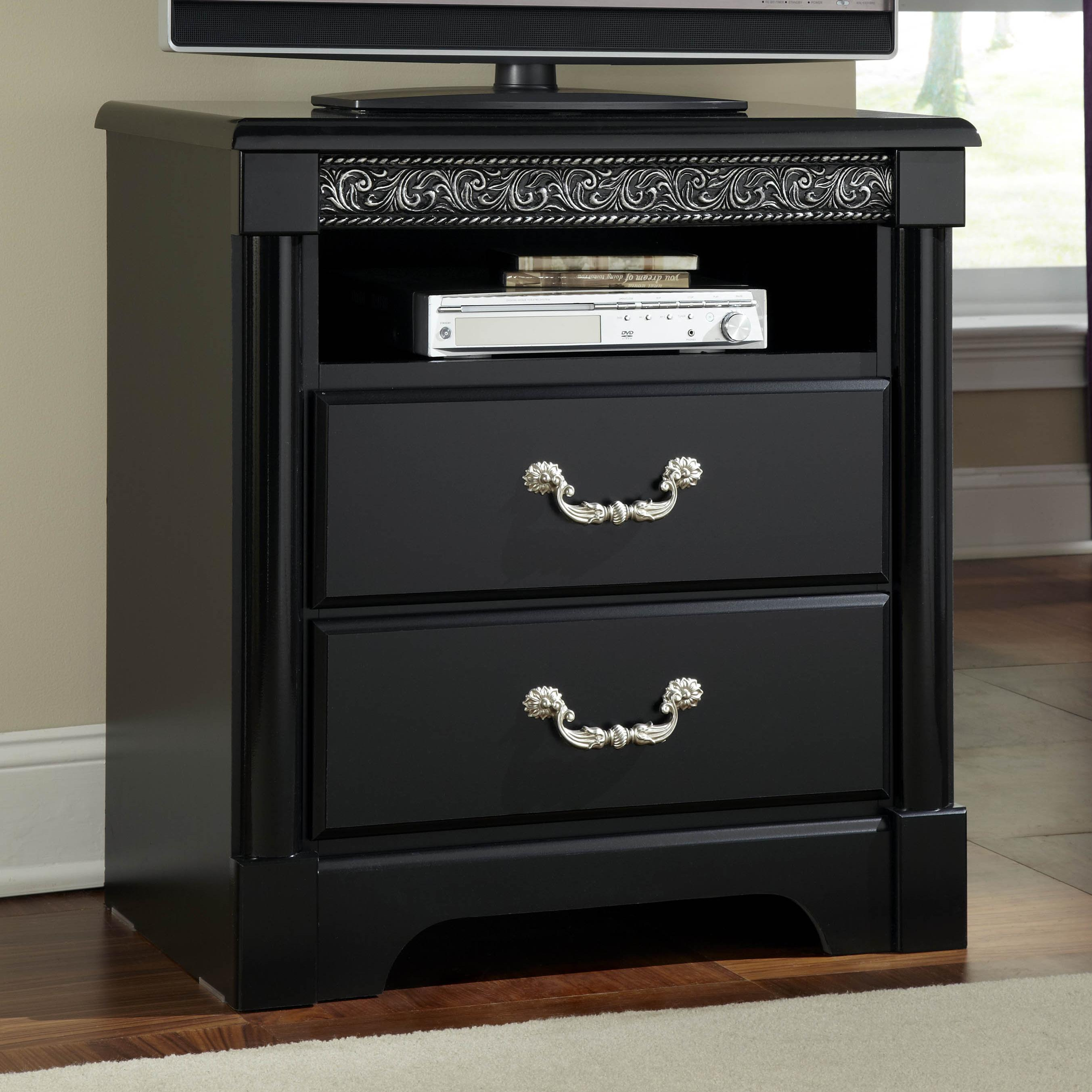 Standard Furniture Venetian TV Chest - Item Number: 69256