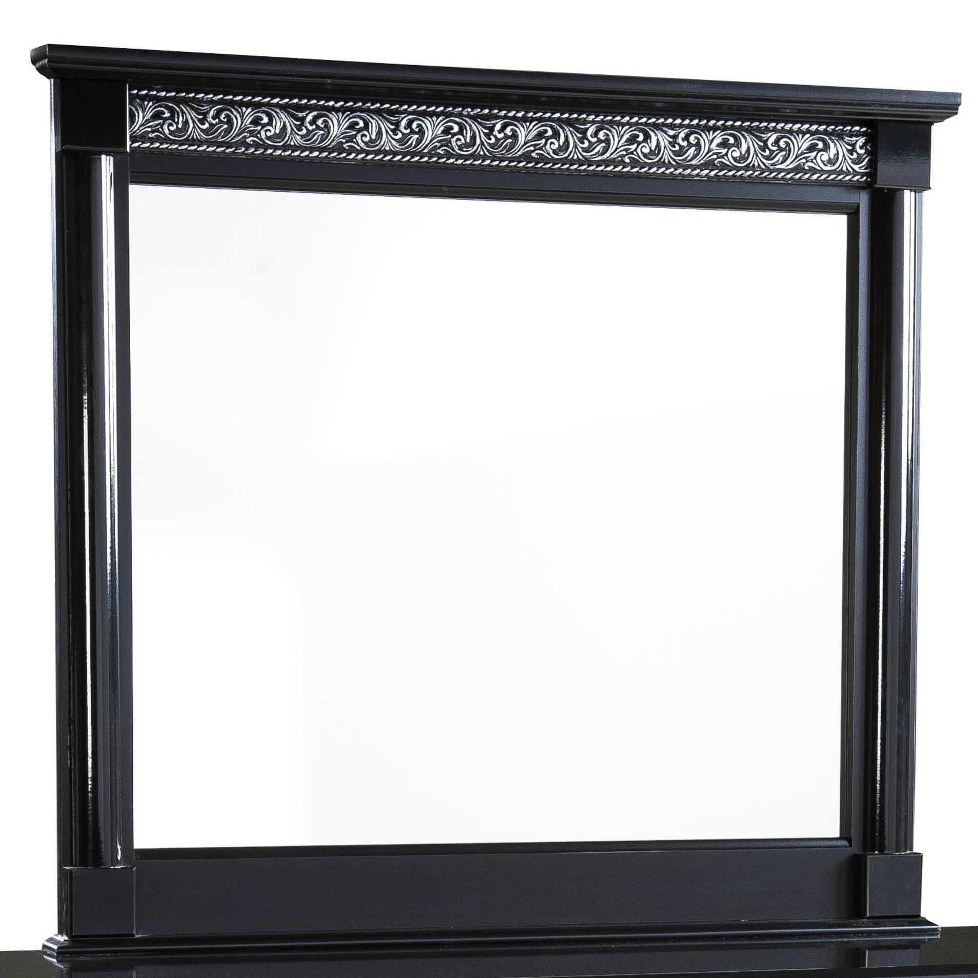 Standard Furniture Venetian Mirror - Item Number: 69268