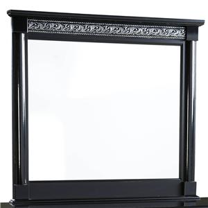 Standard Furniture Venetian Mirror