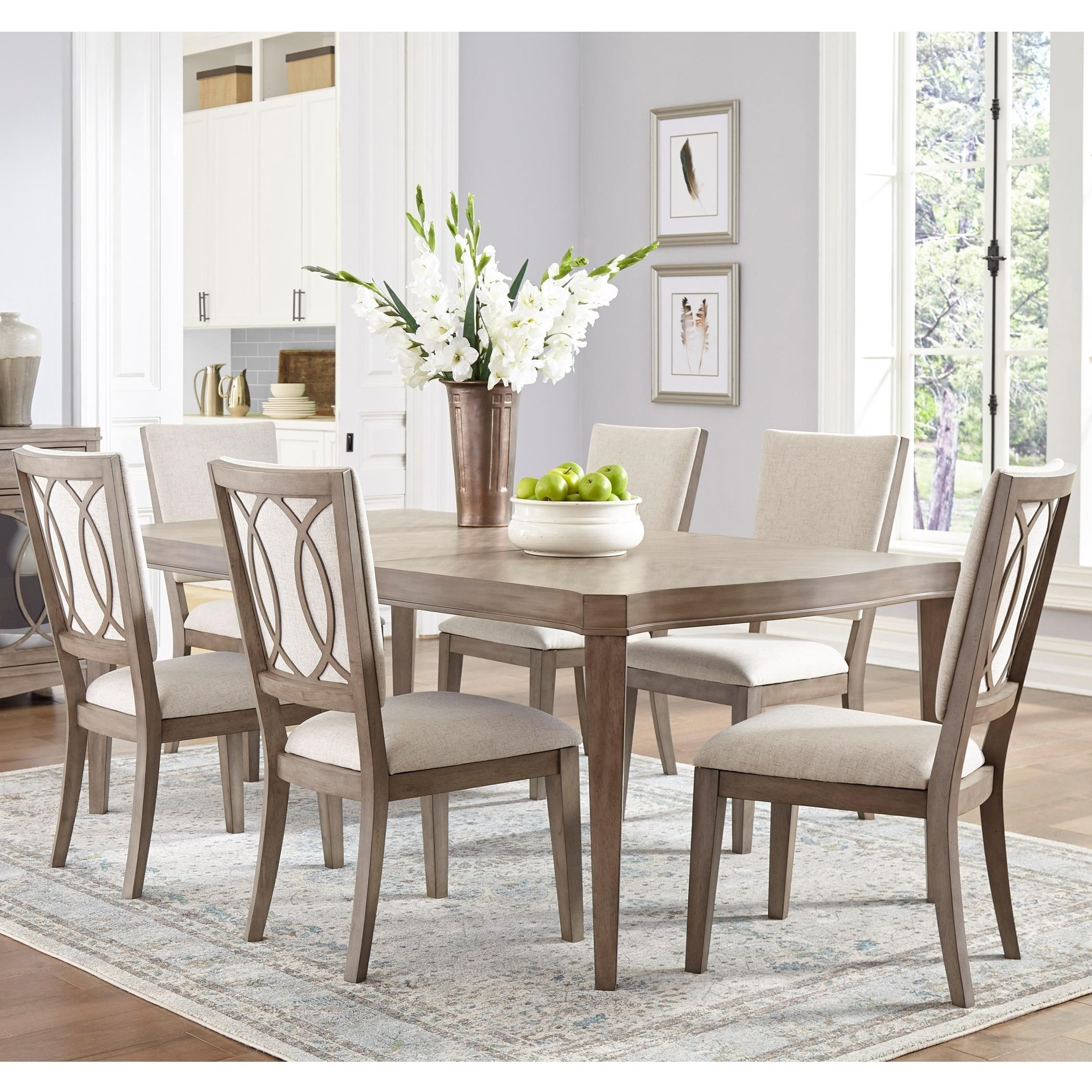 Great Furniture Stores: Standard Furniture Venue 7-Piece Dining Set With