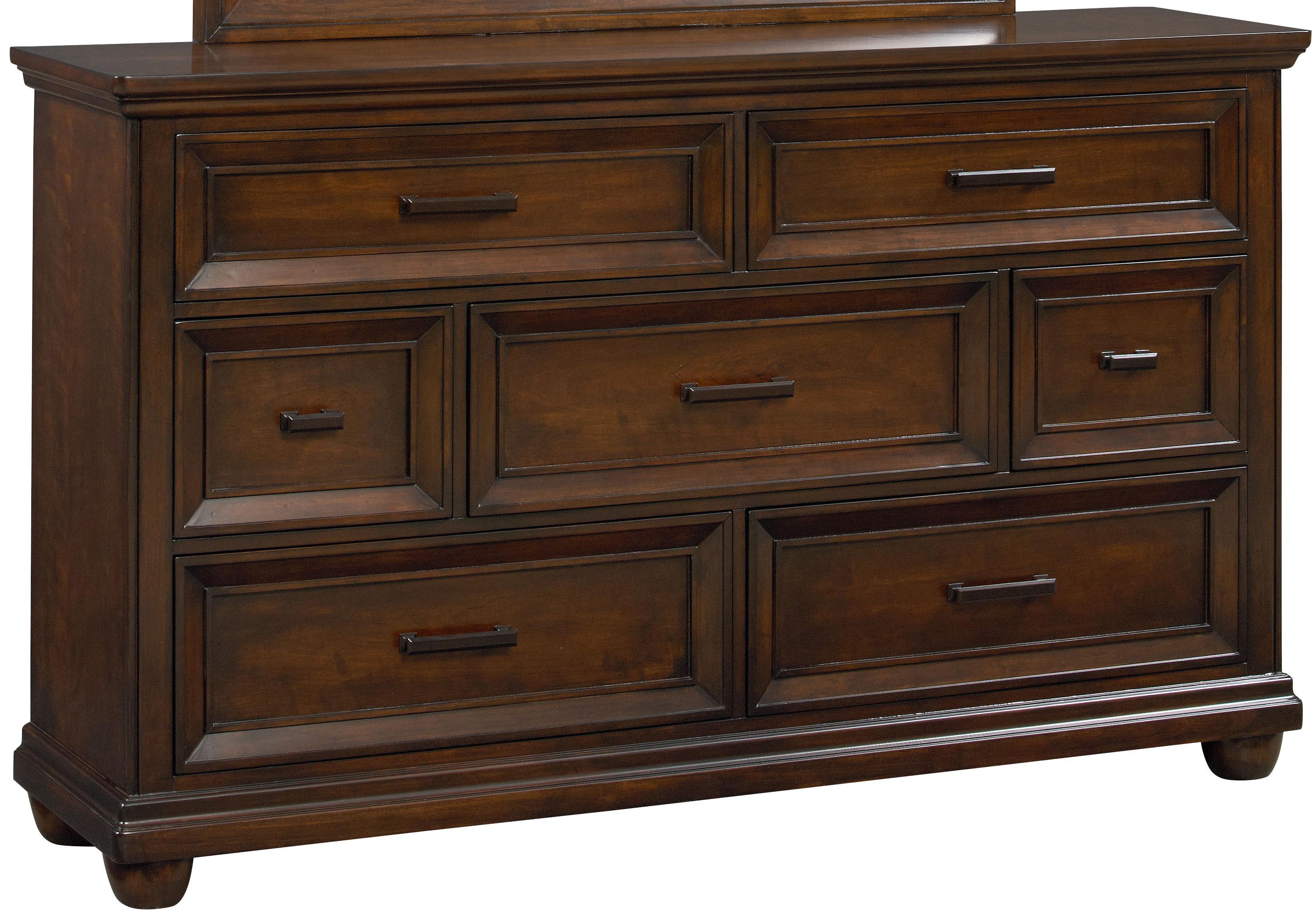 Vendor 855 Vineyard Dresser - Item Number: 87709