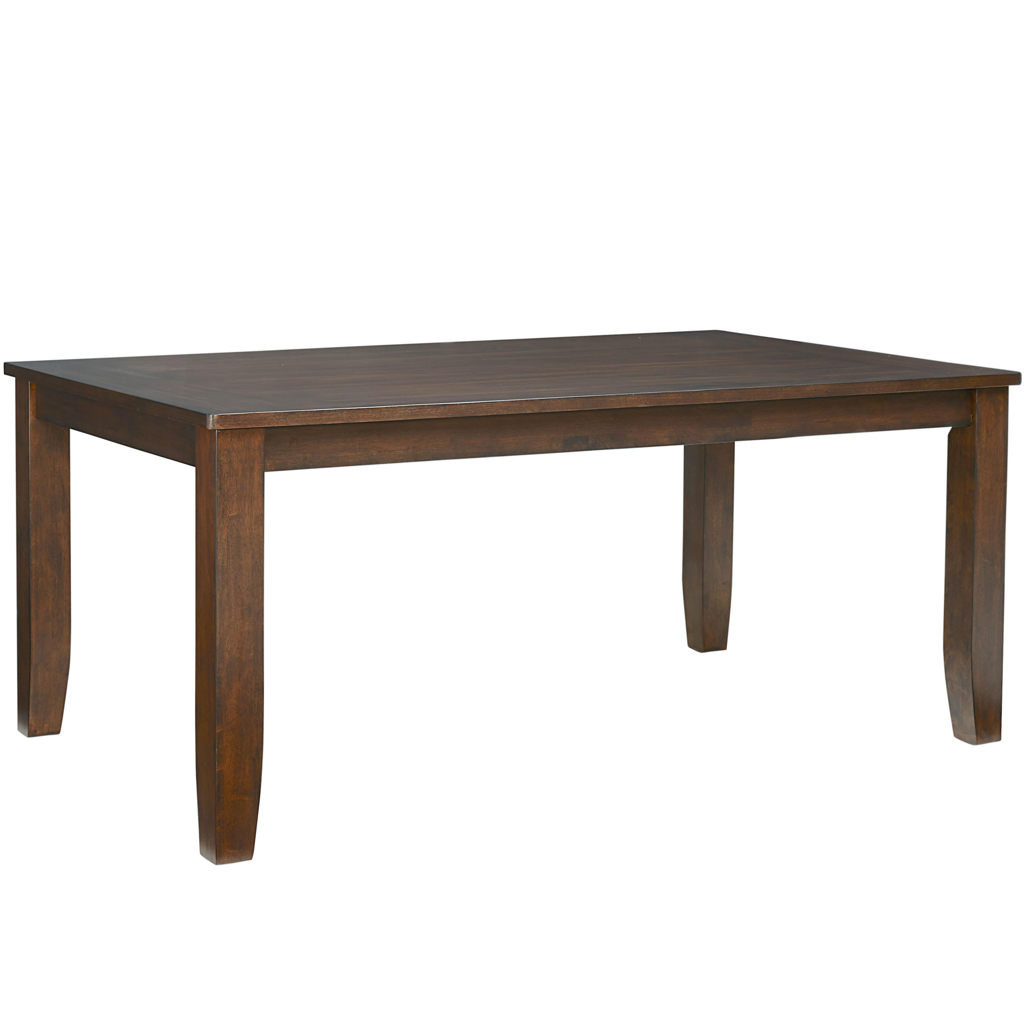 Dining Table With Tapered Feet Vintage By Standard Furniture Wilcox Furniture Dining Room
