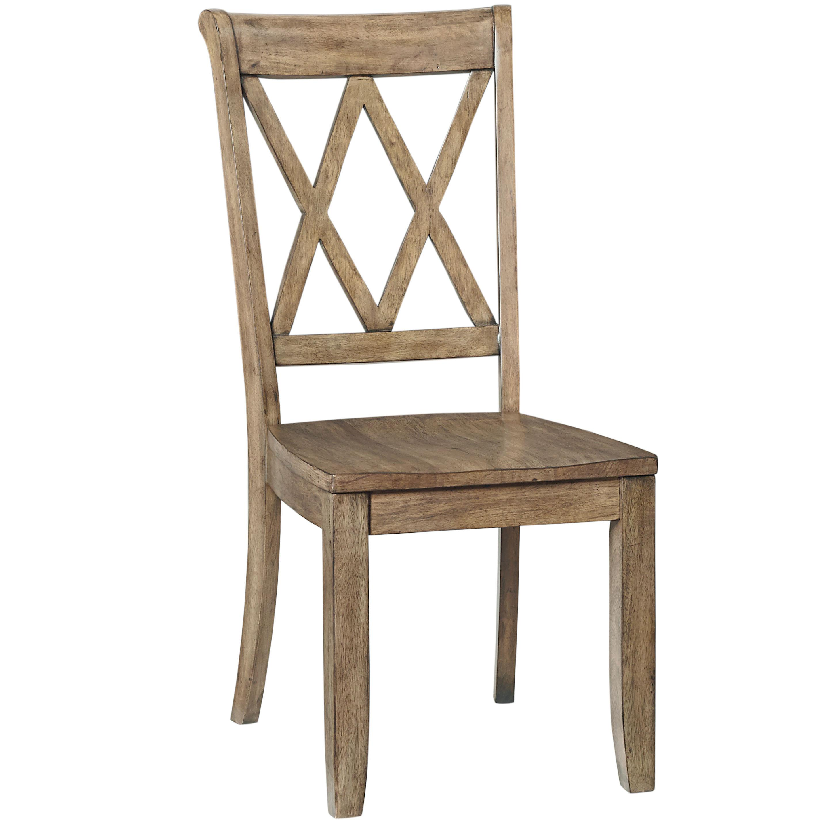 Standard Furniture Vintage Dining Side Chair - Item Number: 11307