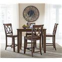 Standard Furniture Vintage Vintage Counter Height Dining Table
