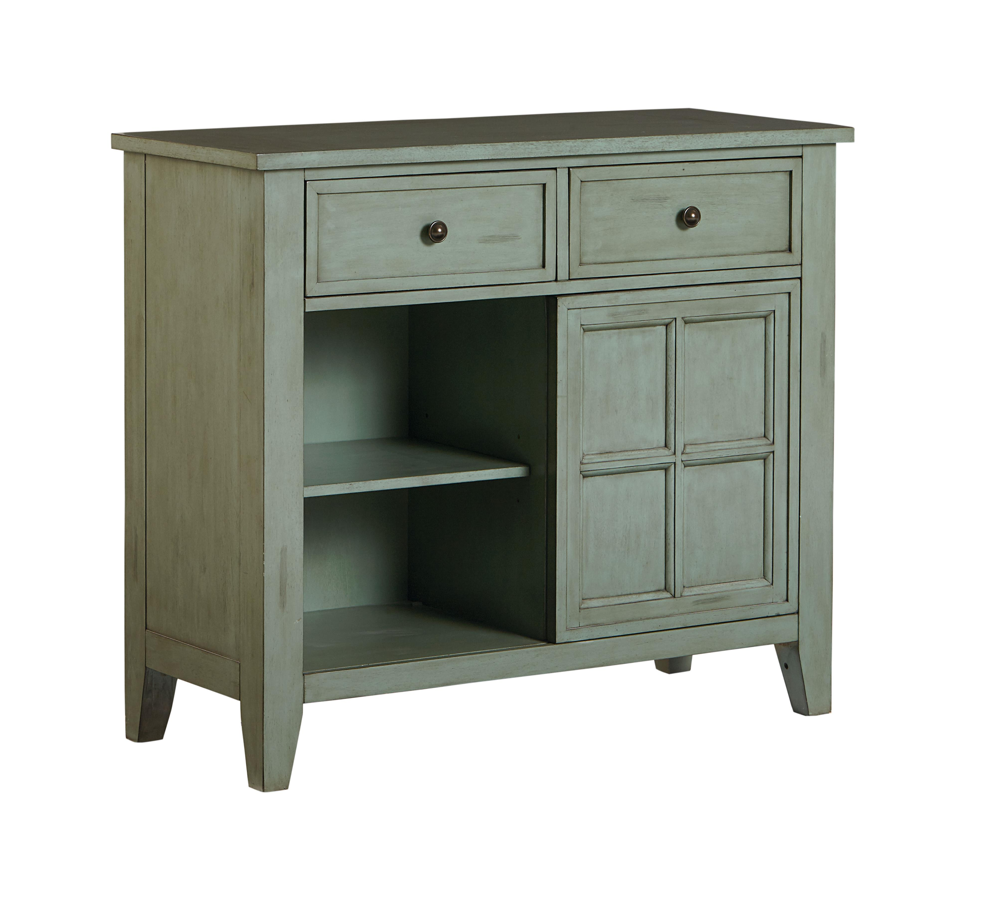 Standard Furniture Vintage Sideboard - Item Number: 11322
