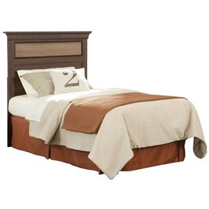 Standard Furniture Weatherly Twin Panel Headboard
