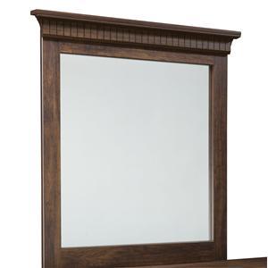 Standard Furniture Weatherly Panel Mirror