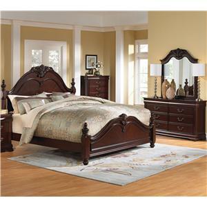 Standard Furniture Westchester Queen Bedroom Group