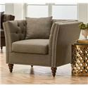 Standard Furniture Westerly Upholstered Chair - Item Number: 4135183
