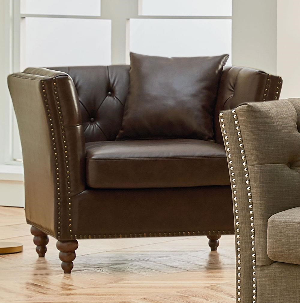 Standard Furniture Westerly Upholstered Chair - Item Number: 4135185