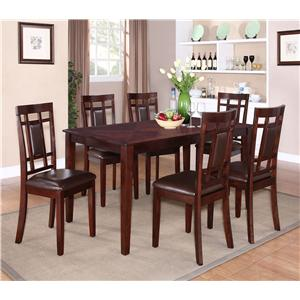 Standard Furniture Westlake 7 Piece Table & Chair Set