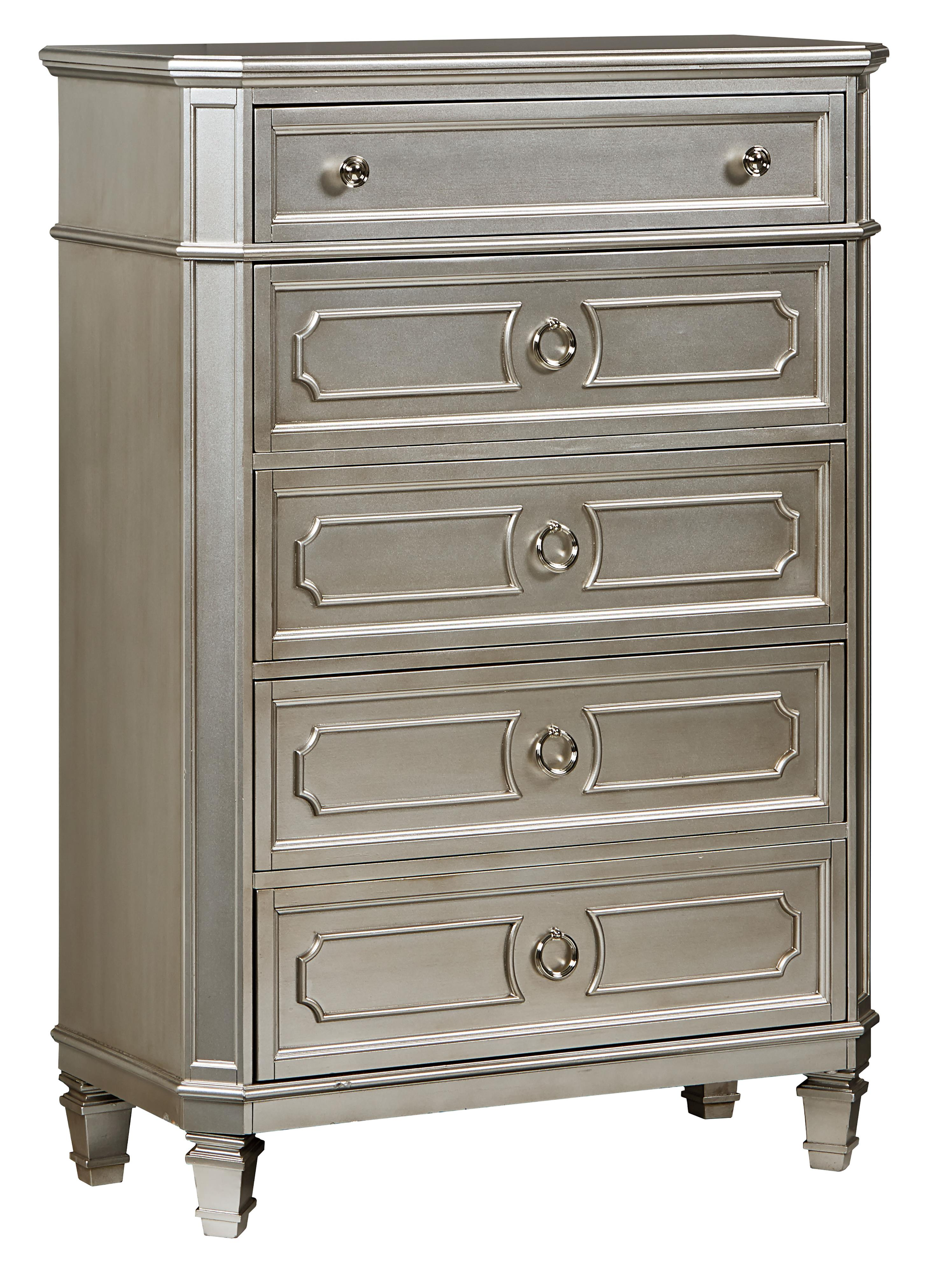 Silver Chest Of Drawers ~ Standard furniture windsor silver chest of drawers