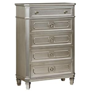 Standard Furniture Windsor Silver Chest of Drawers