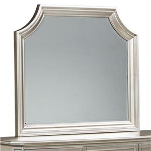 Standard Furniture Windsor Silver Mirror