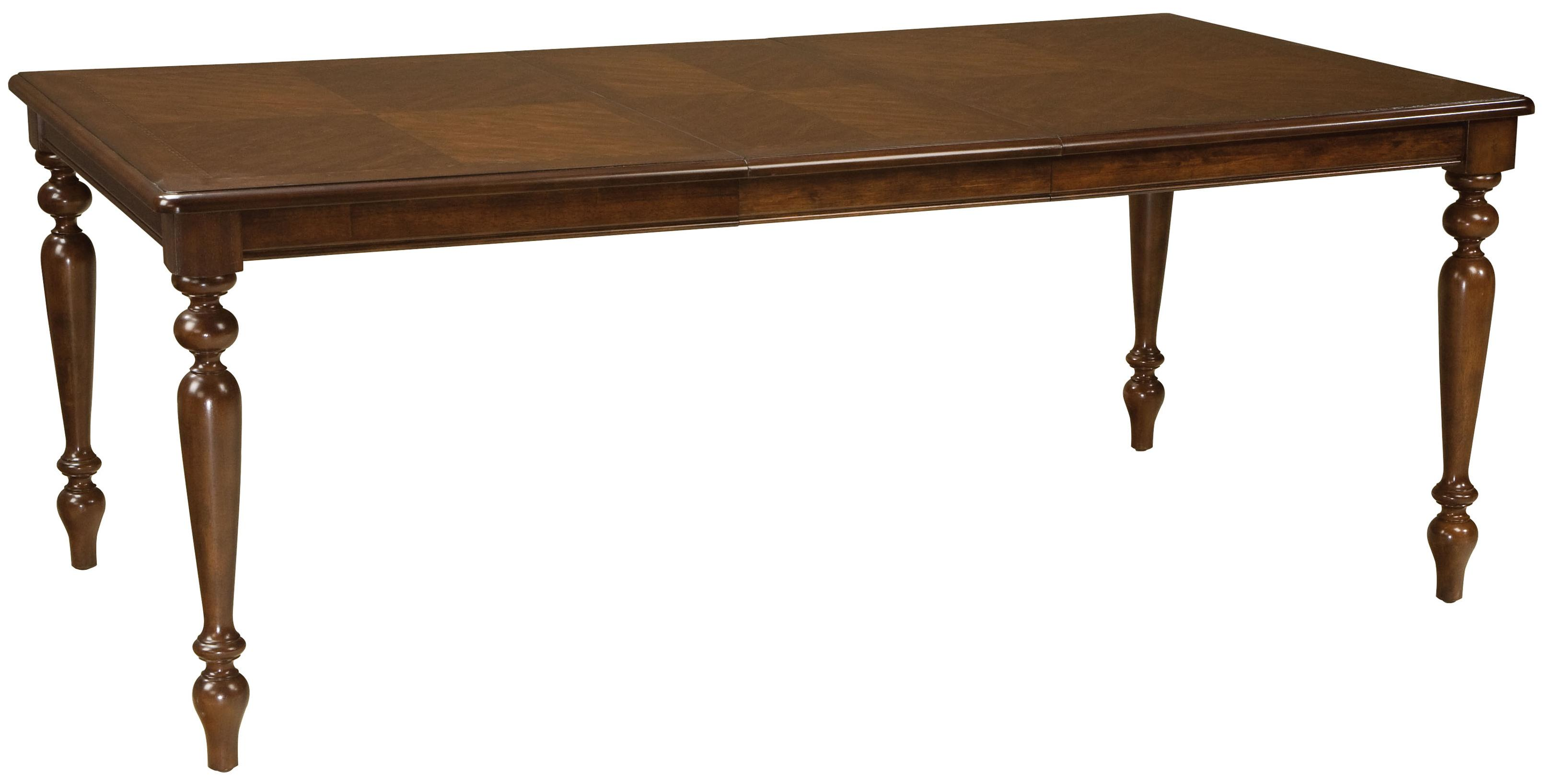 Leg Table with 18