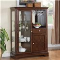 Standard Furniture Woodmont Display Curio - Item Number: 19182