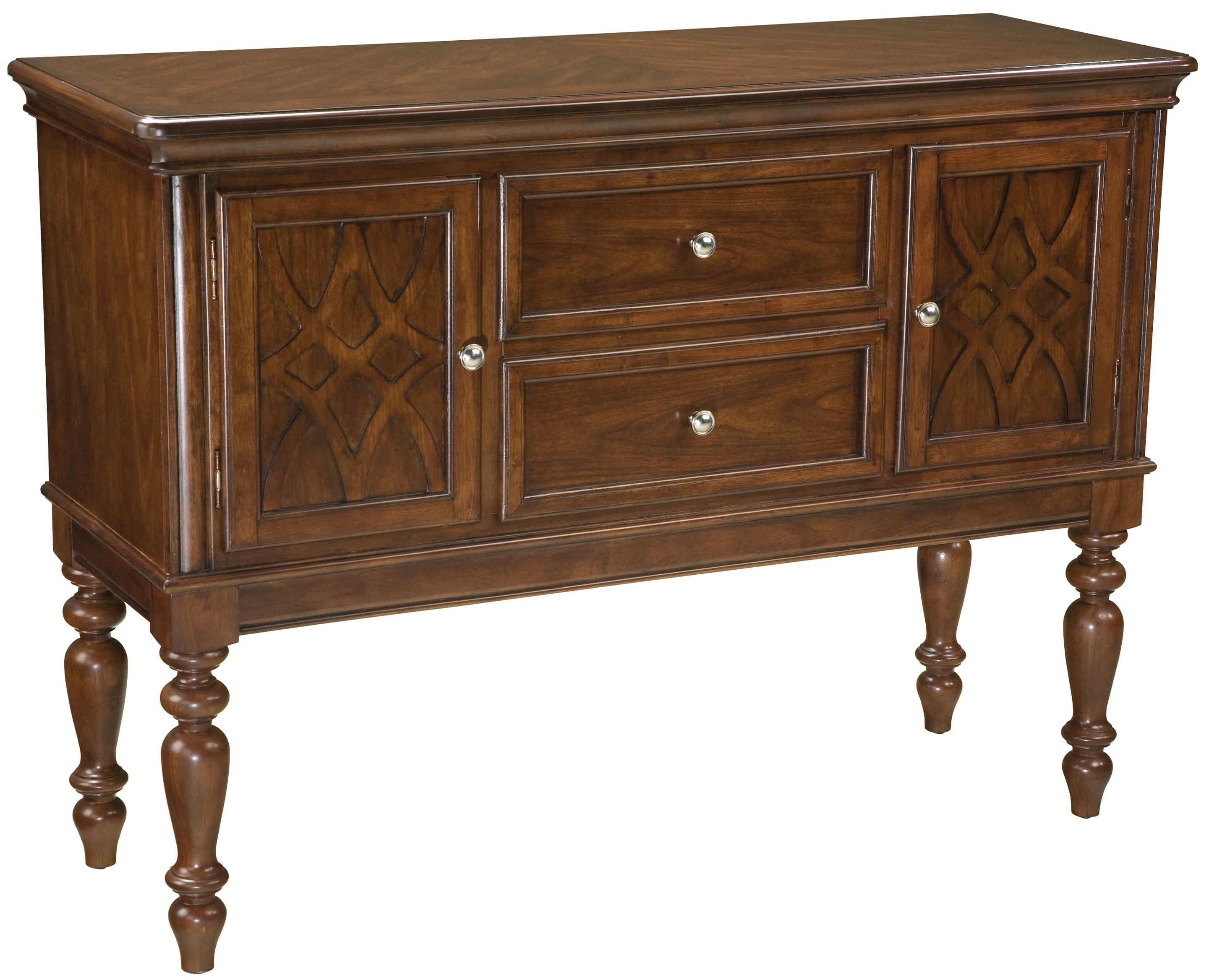Standard Furniture Woodmont 2 Door Sideboard with 2 Drawers ...