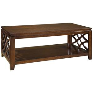Standard Furniture Woodmont Rectangle Cocktail Table