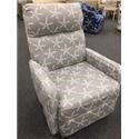 Stanley Chair Company 212 Rocking Recliner - Item Number: 176GreyRR