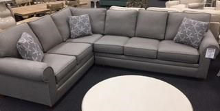 Stanley Chair Company 212 Two piece Sectional - Item Number: 212sectional