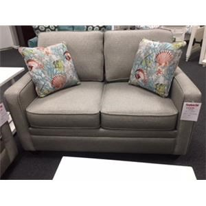 Stanley Chair Company 951IS Two Seat Love Seat
