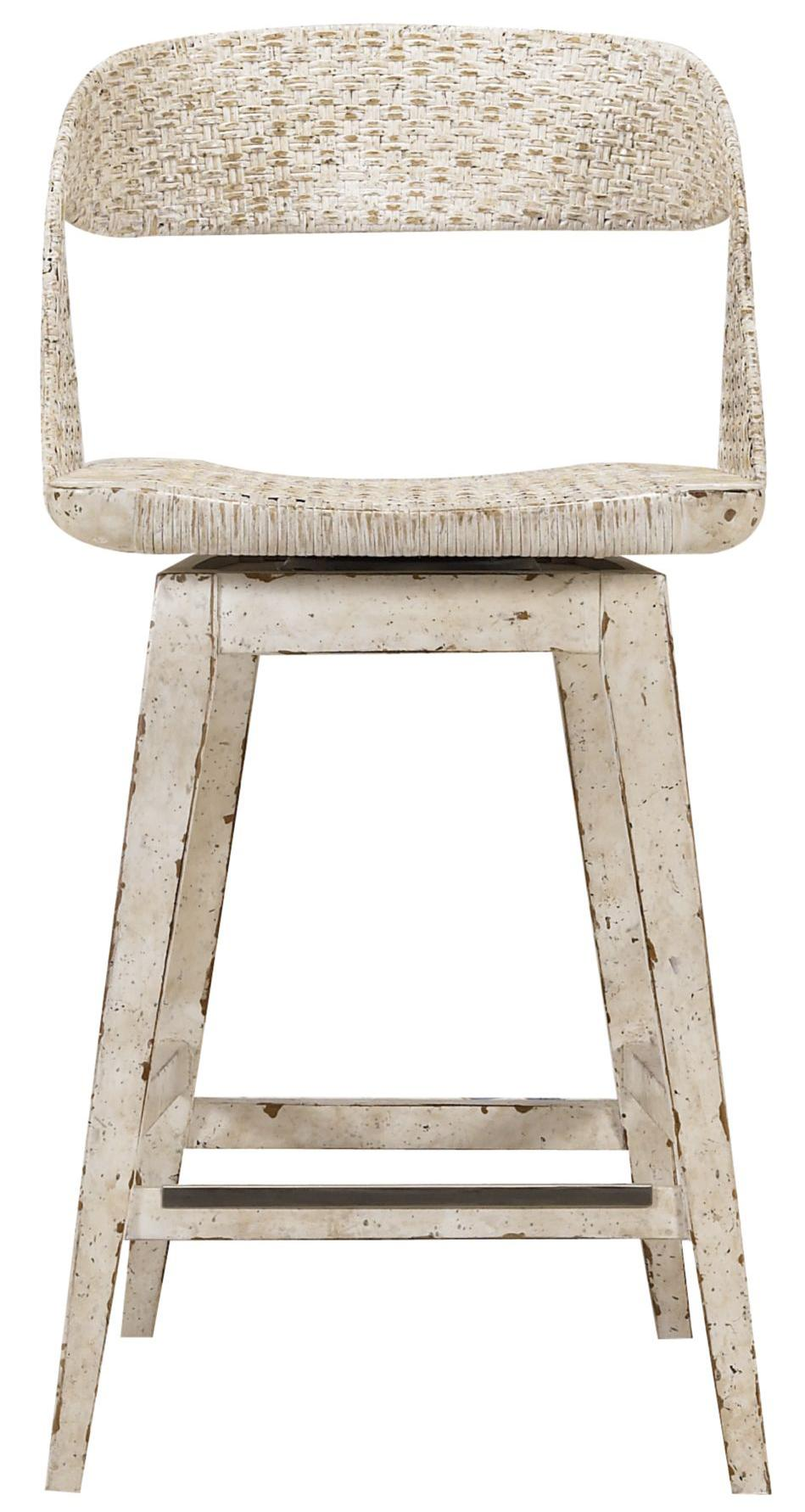 Stanley Furniture Archipelago Tambu Counter Stool - Item Number: 186-21-72