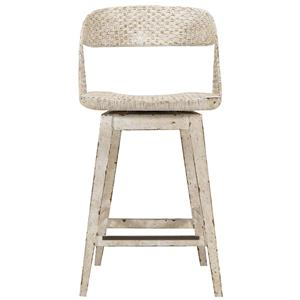 Stanley Furniture Archipelago Tambu Counter Stool