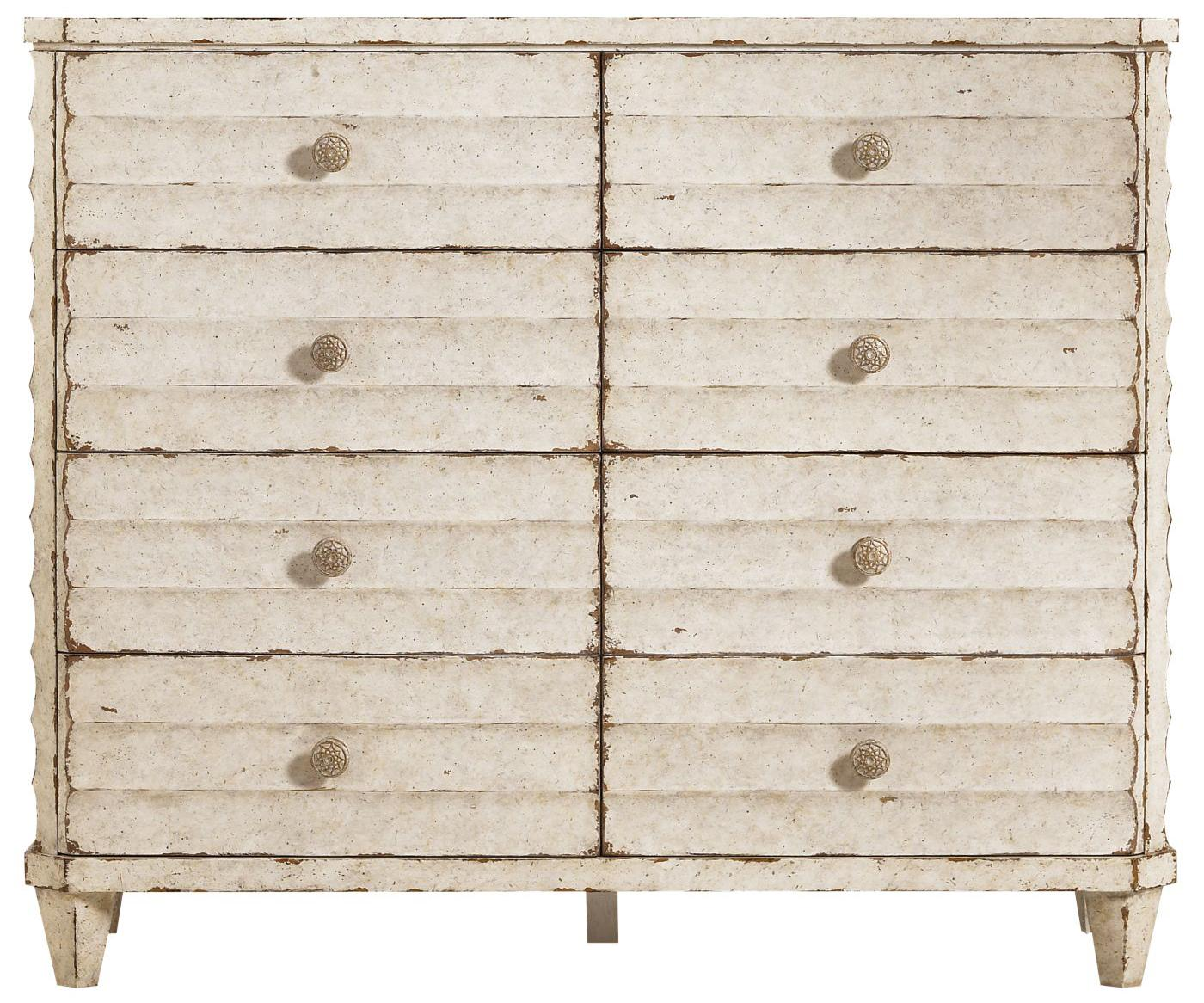 Stanley Furniture Archipelago Ripple Cay Dressing Chest - Item Number: 186-23-06