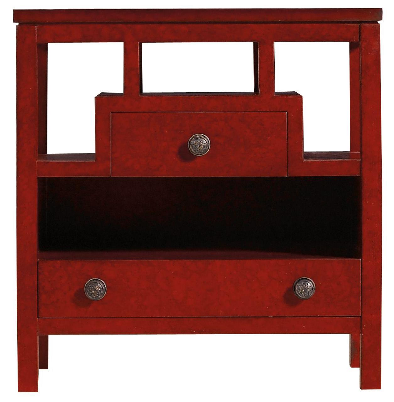 Stanley Furniture Archipelago Bajan Chairside Chest - Item Number: 186-35-10