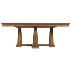 Stanley Furniture Archipelago Calypso Pedestal Table