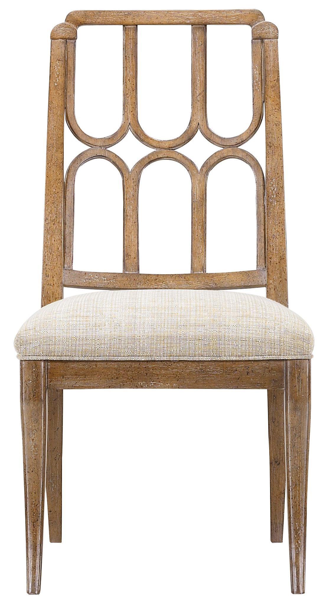 Stanley Furniture Archipelago Port Royal Side Chair - Item Number: 186-61-60