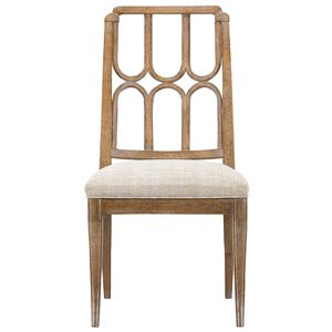Stanley Furniture Archipelago Port Royal Side Chair