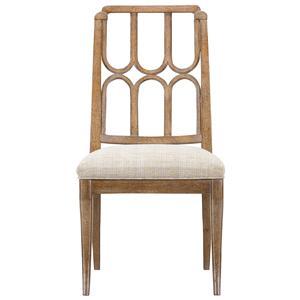 Stanley Furniture Archipelago Port Royal Side Chair