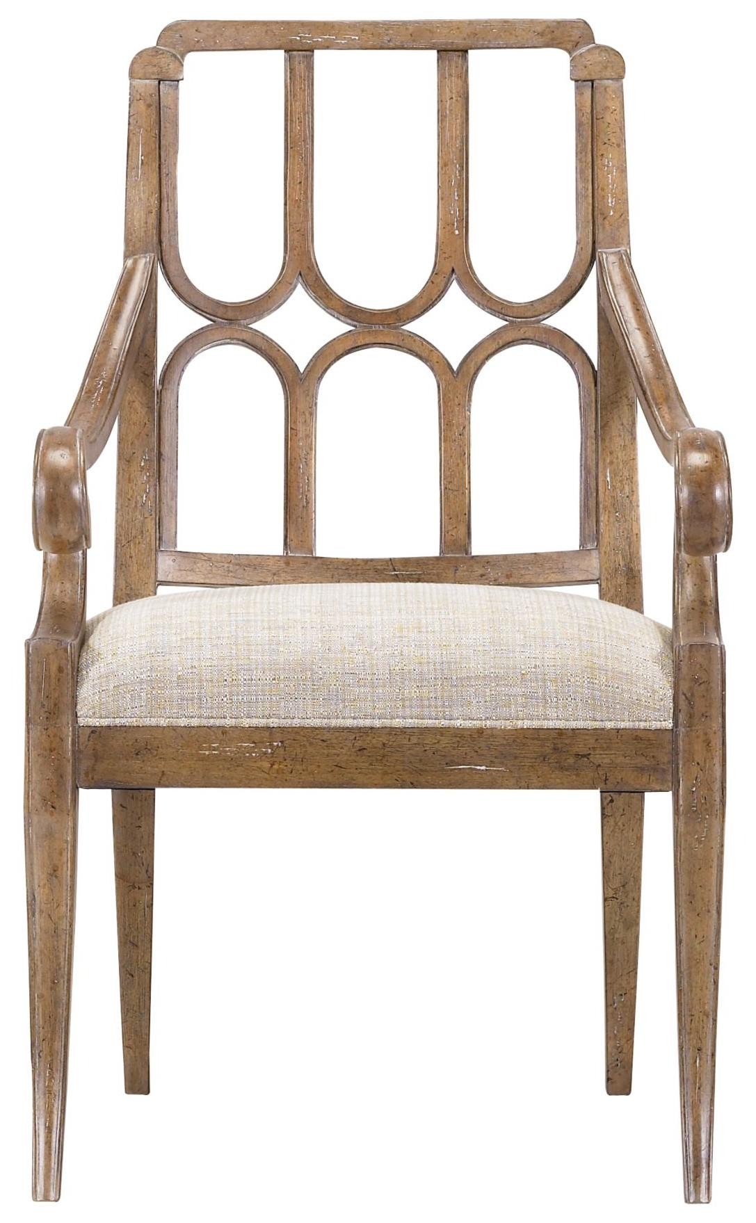 Stanley Furniture Archipelago Port Royal Arm Chair - Item Number: 186-61-70