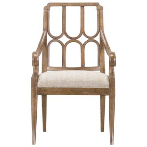 Stanley Furniture Archipelago Port Royal Arm Chair