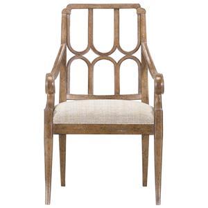 Stanley Furniture Archipelago Port Royal Arm Chair